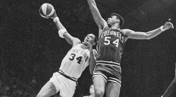 Mel Daniels, Pacers legend, dies at the age of 71