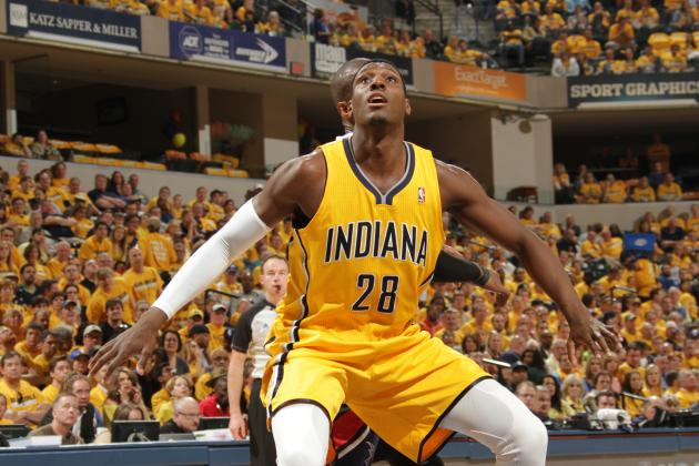 Don't Yawn. Mahinmi's Improvement is Impressive
