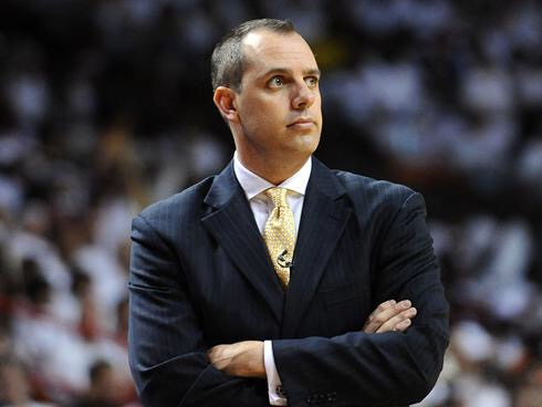 Larry Bird undecided on Frank Vogel's future with Pacers