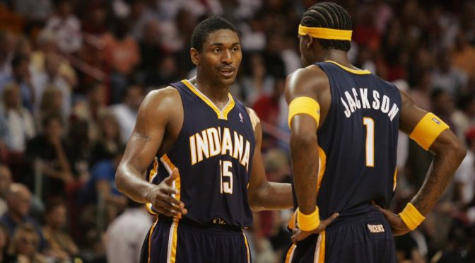 The NBA is rigged? Stephen Jackson and Metta World Peace have something to say about that