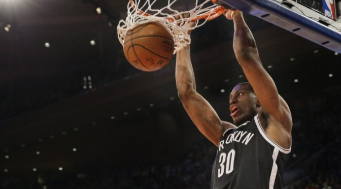 Pacers acquire Thaddeus Young for 1st-round pick