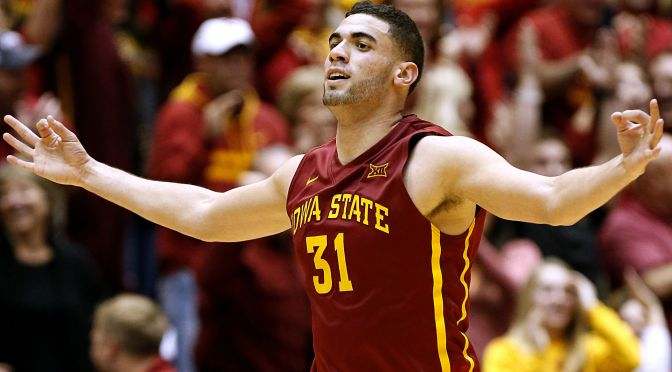 Pacers draft a playmaker in Georges Niang