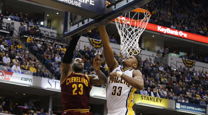 The Myles High Club: Every player Myles Turner has blocked