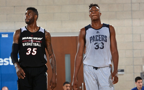 Pacers express an interest in Willie Reed