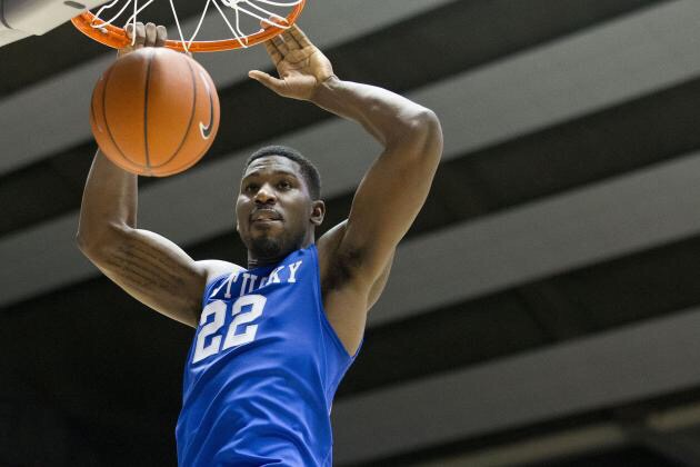 Pacers sign Alex Poythress to training camp deal