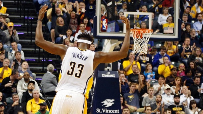 Myles Turner says he's ready to be the face of the Pacers franchise