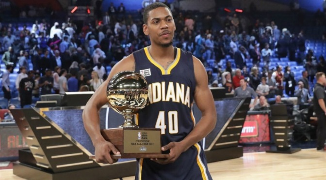 Top 10 Indiana Pacers Dunks in a Slam Dunk Contest