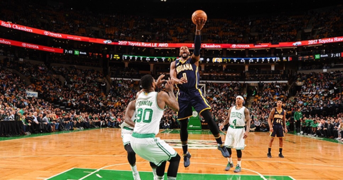 Two-Minute (Two-Ahh) Quick-Cap: Paul George scores 37, but Pacers fall to Celtics