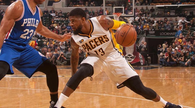 Two Minute (Two-Ahh) Quick Cap: Pacers take care of business against the Sixers