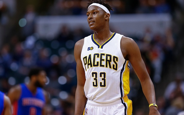 Myles Turner is in a Sophomore Slump