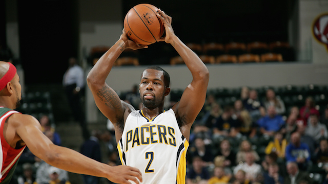 Pacers waive Rodney Stuckey