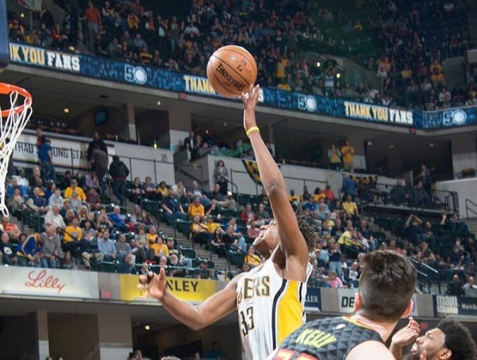 Two-Minute (Two-Ahh) Quick-Cap: Pacers clinch playoff berth with win, will face Cavaliers