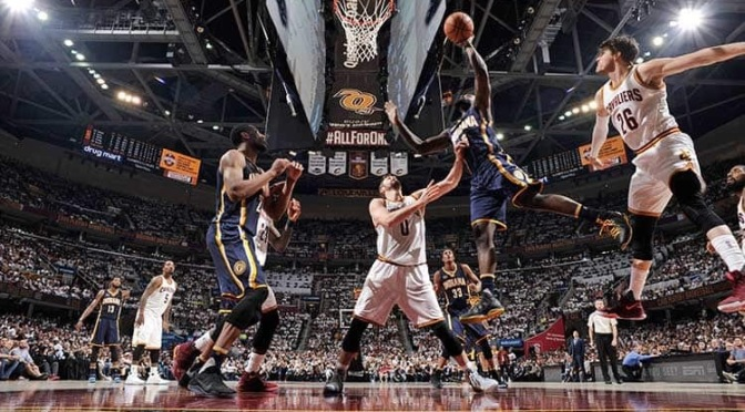 Pacers fall just short in Game One against the Cavaliers