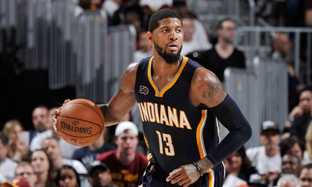 Paul George Draft Day Trade Rumors