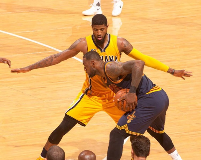 Paul George Trade Watch Day 2