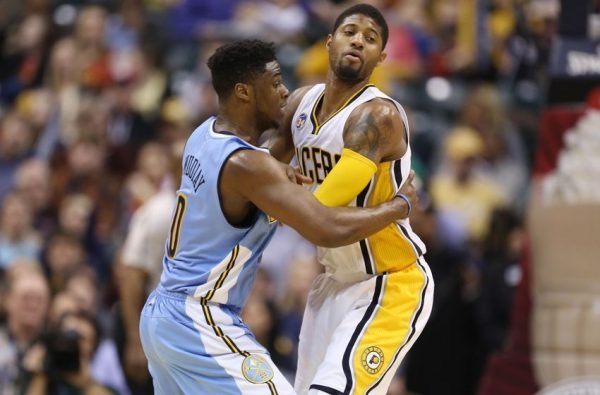 Cavaliers, Nuggets, Pacers have talked 3-way Paul George trade