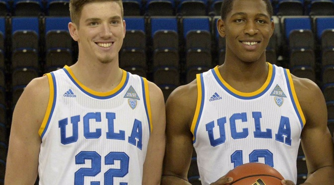 Pacers draft a pair of intriguing UCLA prospects