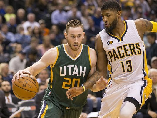 Woj: Celtics trying to pair Gordon Hayward and Paul George