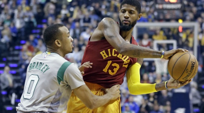Celtics and Pacers seem far apart in Paul George negotiations