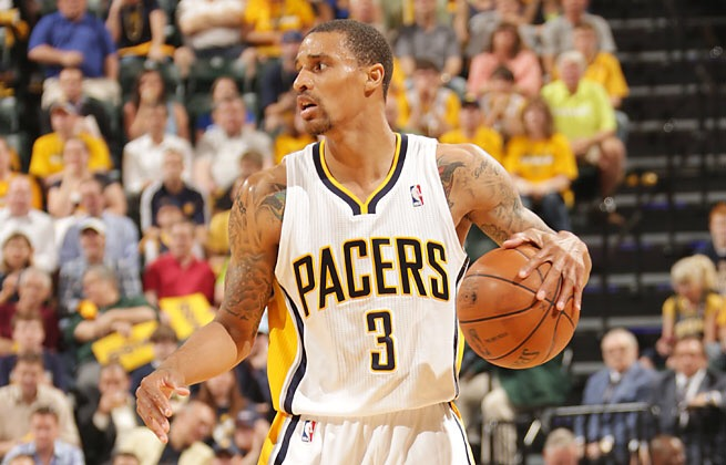 Update: George Hill signs with Kings Rumor: Pacers interested in bringing George Hill back to Indiana