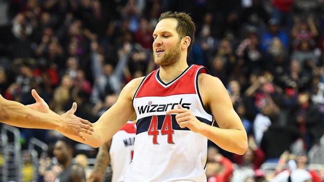 Pacers sign forward Bojan Bogdanovic to 2-year deal