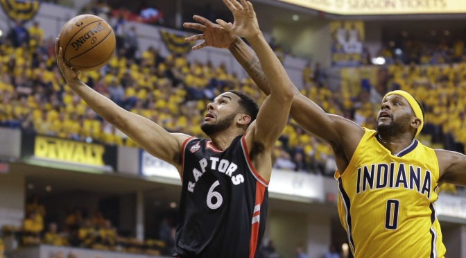 Pacers, Raptors finalizing CJ Miles sign-and-trade deal for Cory Joseph