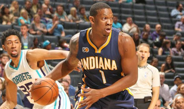 Indiana Pacers waive Kevin Seraphin