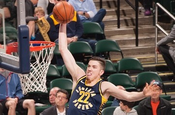 Two-Ahh: Pacers fall to Blazers