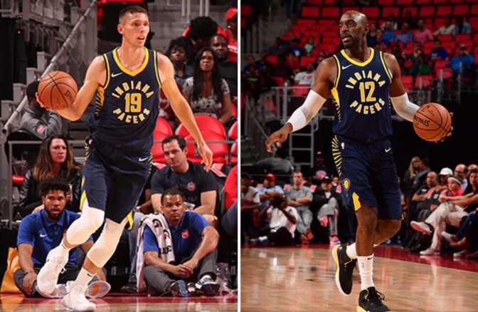 Wilkins, Uthoff look likely to make team as Pacers waive three players
