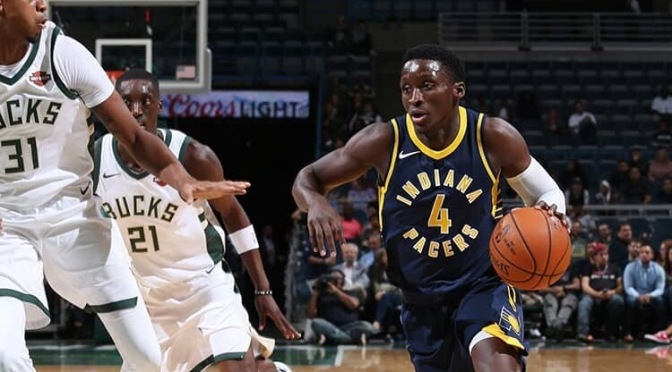 Pacers show encouraging signs in preseason win to start new era