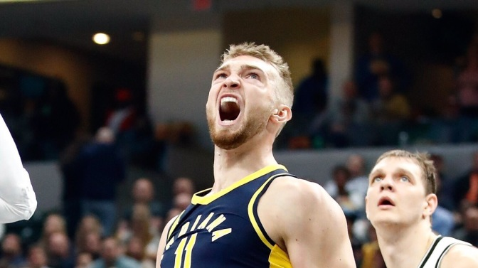 A Weekly Dose of Pacers Positivity #1: Sabonis Edition