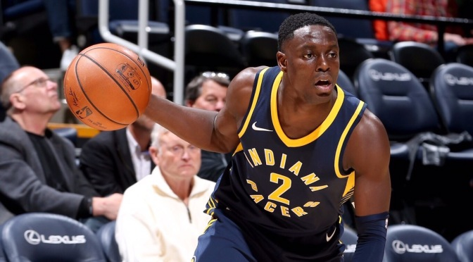 Two-Ahh: Pacers run past the Wolves while setting a franchise record in shooting percentage