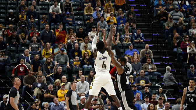 Tales from the Block: Oladipo lays claim to his city
