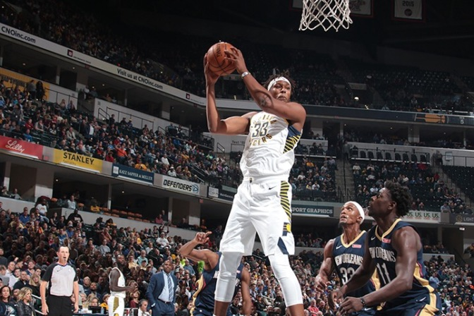 For Myles Turner to grow, more opportunities are necessary