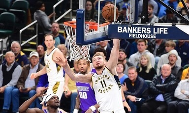 Two-Ahh: Pacers cruise to easy win over Kings