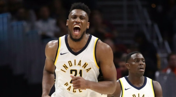 A Weekly Dose of Pacers Positivity #3: Captain Thaddeus
