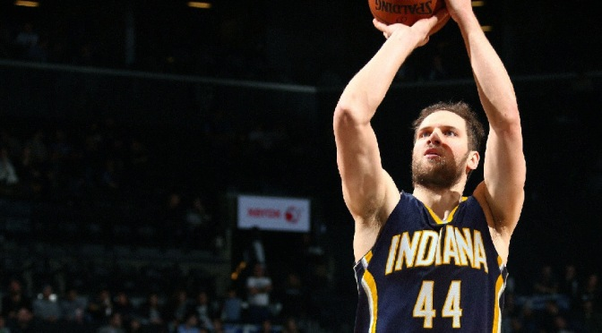 A Weekly Dose of Pacers Positivity #4: The Value of Bojan Threepointovic