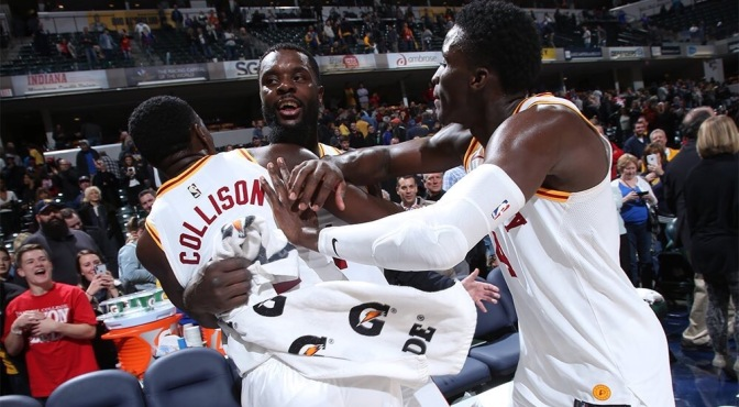 A Weekly Dose of Pacers Positivity #5: Chemistry is Cooking