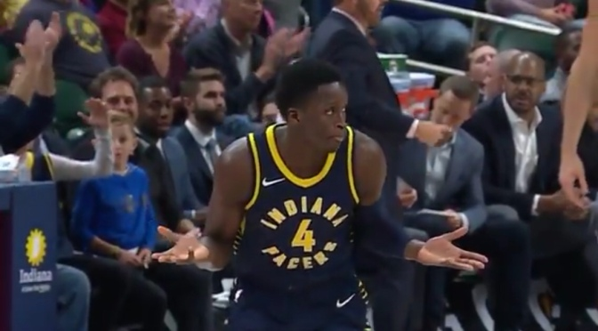 The Indiana Pacers have never been more fun
