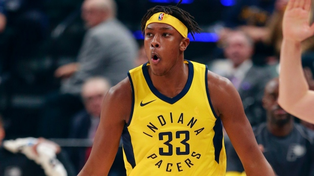 Hot-Takebuster Part One: Myles Turner's Offense