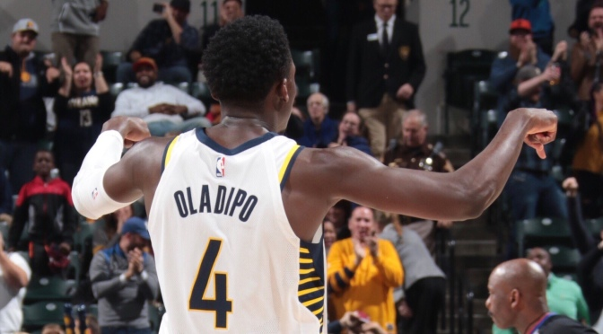 Behind Victor Oladipo, the Indiana Pacers have the will to win