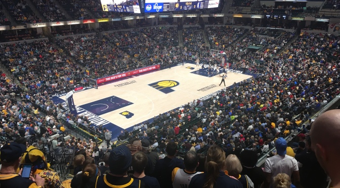 New Year's Resolutions for the Indiana Pacers: Part One
