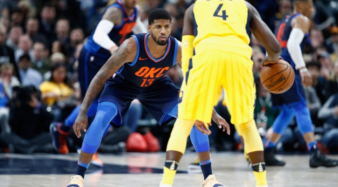 Tales from the Block: The Return of Paul George