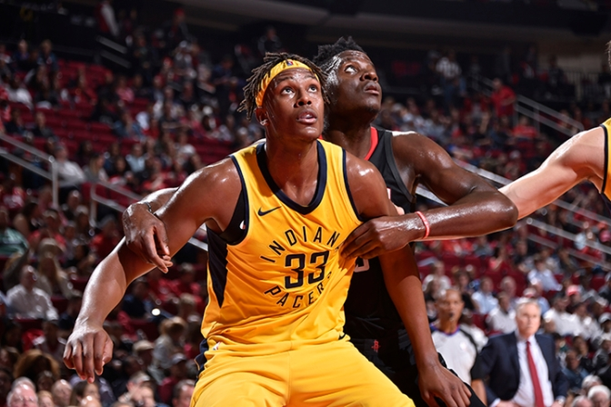 Hot-Takebuster Part Two: Myles Turner's Rebounding & Defense