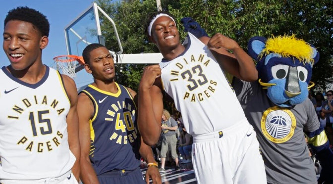 Injury Updates on Myles Turner and Glenn Robinson III