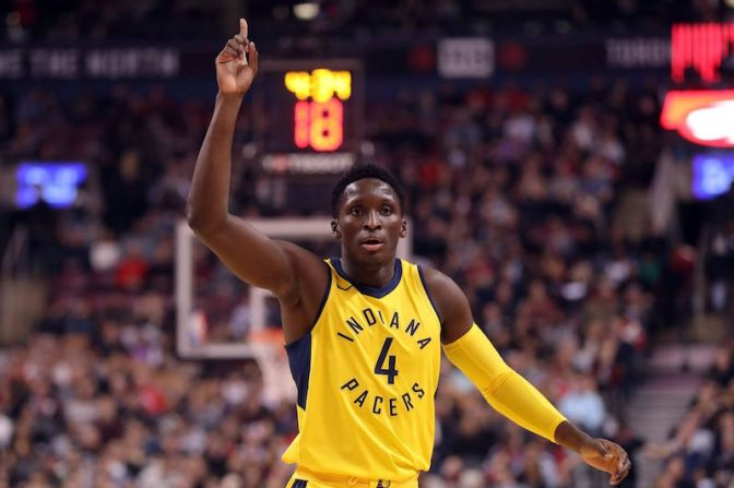 Victor Oladipo is everything the Indiana Pacers could have possibly hoped he'd be and more