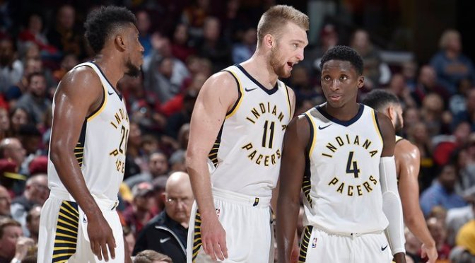 "All-Star weekend will be a ""field trip"" for Oladipo and Sabonis"