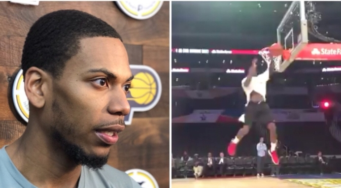 Glenn Robinson III to return Friday, Victor Oladipo's unused dunk revealed