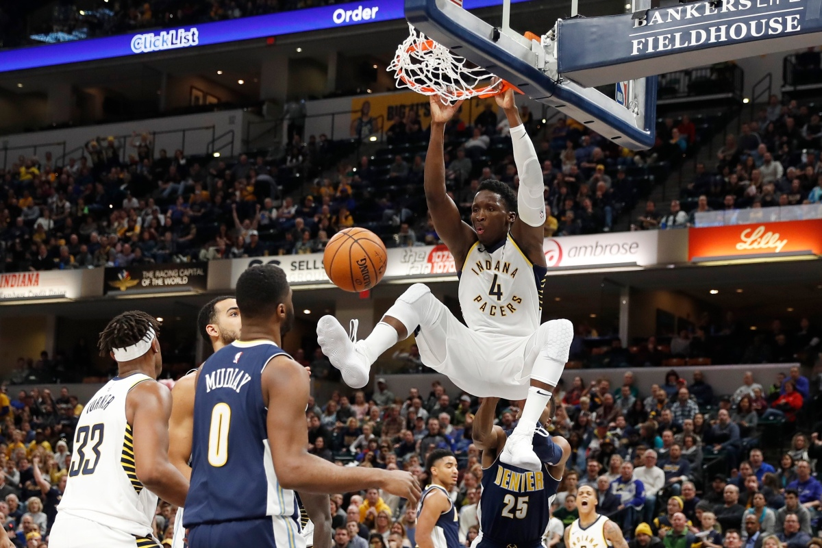 Victor Oladipo sees the East as wide open, Pacers ready to ...