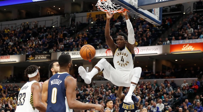 Victor Oladipo sees the East as wide open, Pacers ready to do something special